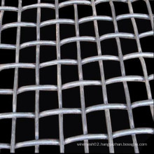Well Galvanized Crimped Wire Mesh (TYE-18) Factory Price