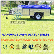 Outdoor Party Caravan Big Tent Trailer T02