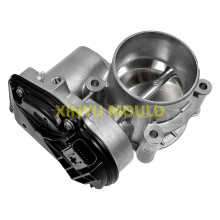 Automobile throttle body casting