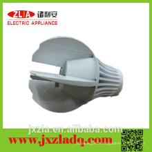 Usine de conception spéciale OEM anodisation en aluminium LED lumière de rue dissipateur de fonte
