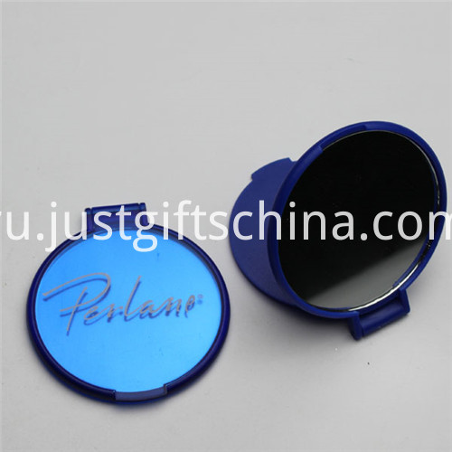 Promotional Foldable Round Shape Mirror1