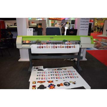 Helitin 1440 dpi PVC / Vinyl / Aufkleber / Label / Poster / Wand Papier drucken und schneiden zwei in einem Plotter