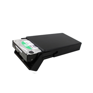 portable 3.5 Inch SATA USB3.0 HDD Enclosure