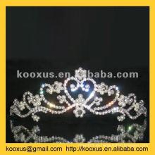 Tiaras y coronas de fiesta