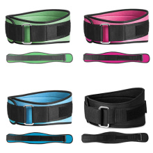 Neoprene orthopedic waist support trimmer belt
