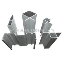 Perfil de liga de alumínio 7020