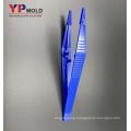 plastic precision mold medical tweezer plastic mold and molding
