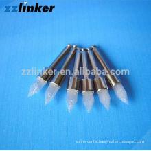 Nylon Tapered Dental Prophy Brush Polishing Brushes