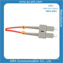 Волоконно-оптический кабель Sc Sc Sc Multicode / Патч-корд