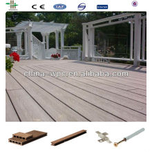 WPC outdoor decking/wpc outdoor swimming poo decking