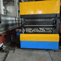 CE pensijilan double layer cold roll forming machine