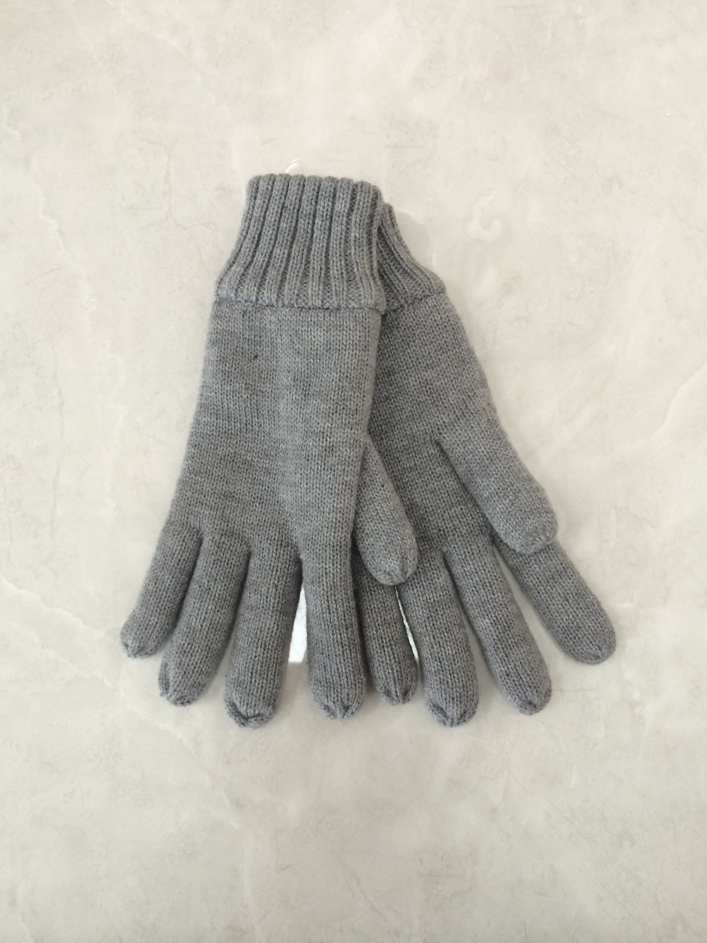 Warm Adult Knitting Winter Gloves