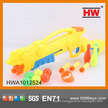 Hot Sale children outdoor toy ping pong ball gun