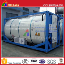 ISO Standard Stainless Steel LNG Tank Container (20FT)