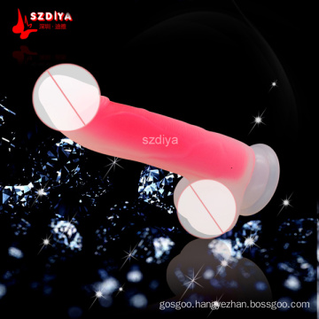 Adult Products Dildo Rotating Vibrator Sex Toy for Women (DYAST397D)