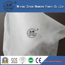 Tela no tejida hidrofílica suave de los PP Spunbond para el pañal del bebé, material no tejido del pañal