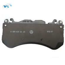 Wear resistant brake parts For CLS63 AMG 2007 Automobiles car Performance upgrade Disc Brake Pads