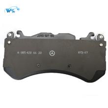 Peças de freio resistentes ao desgaste Para CLS63 AMG 2007 Atualização de desempenho de automóveis Automóveis Pastilhas de freio a disco