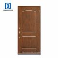 Fangda best price panel upvc Außentüren