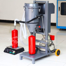 Automatic fire extinguisher filling machine/fire extinguisher refill machine
