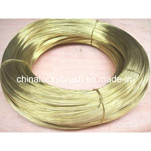 High Quality Cuzn33 Brass Wire for German Industry Standard (YY-402)