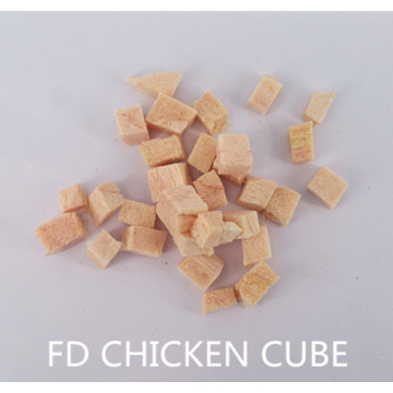 Meilleur vendeur Yummy Chicken Cube Pet Treats