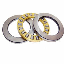 Thrust roller bearing brass cage