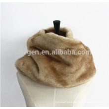 Bufanda de cuello alto de invierno