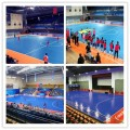Sportböden für Indoor Futsal Pitch