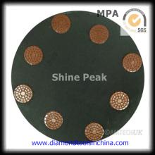 Diamant-Marmor-Boden-Polierauflagen für Marmorboden