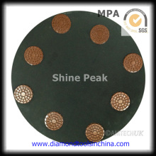 Almofadas de polimento do assoalho do mármore do diamante para o assoalho de mármore
