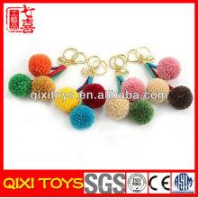 2014 горячей продажи мягкие плюшевые детские мяч игрушка
