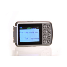 12 channel 24 hour holter ecg recorder/monitor