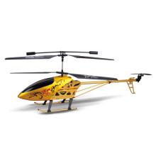 2016 Nuevo 3.5CH infrarrojos gran aleación de oro Helicóptero juguete