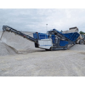 Mobile Used Rock Cone Crusher Machine For Sale