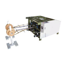 China Cheap price for Paper Rope Machine twins head twisted paper rope making machine supply to India Wholesale