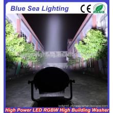 GuangZhou 100pcs x 10W alta potência luz de inundação ao ar livre