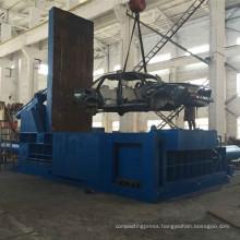 Heavy-duty Scrap Car Shell Frame Industrial Baler