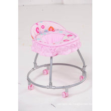 2017 Newst Design Sicherheit Rostfreier Baby Walker