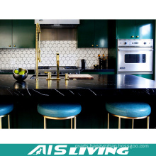 Classic Style Melamine Kitchen Cabinets Furniture (AIS-K177)