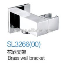 Material de latón soporte de ducha soporte de ducha