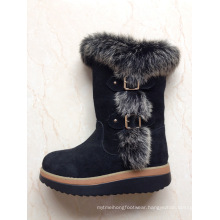 Women′s EVA Sole Snow Boots