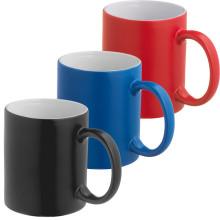 Atacado de fornecimento de copo de cerâmica baratos com cores personalizadas