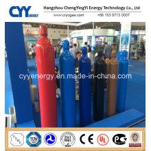 Oxygène Nitrogène Lar CNG Acétylène CO2 Hydrogeen CNG 150bar / 200bar Cylindre à gaz en acier à haute pression sans soudure