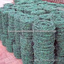 PVC beschichtete Arten von Stacheldraht