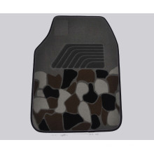 Carpet Car Mat Flat Foot Pad Abstract Pattern