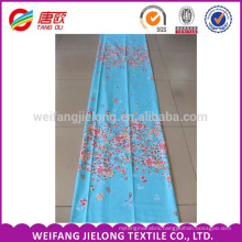 Plum blossom cheap printing 100 % cotton bedding fabric for sale