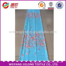 Сливы дешевая печать 100 % хлопок ткани постельных принадлежностей для продажи