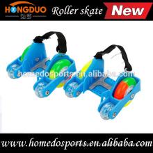 Yongkang a conduit le patin à roulettes clignotant léger à vendre