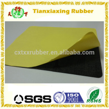 Adhesive rubber sheets manufacturer, foam rubber adhesive sheets